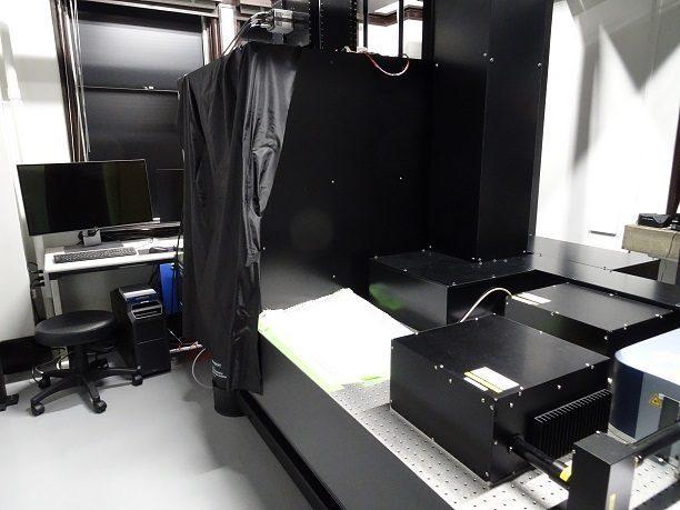 Ultra-wide two-photon microscopy